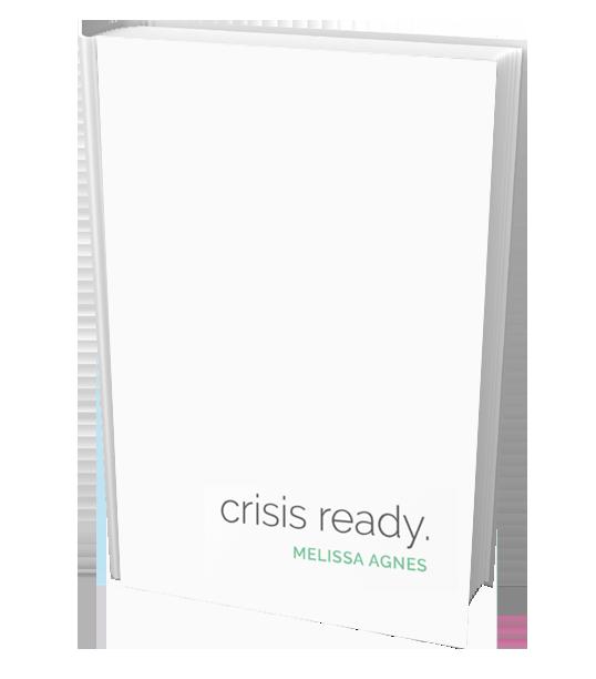 Melissa Agnes book Crisis Ready