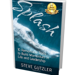 Steve Gutzler Book Splash