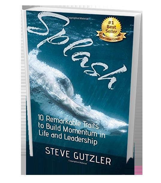 Steve Gutzler Book Splash