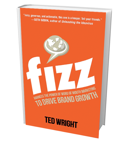 Ted Wright Book Fizz
