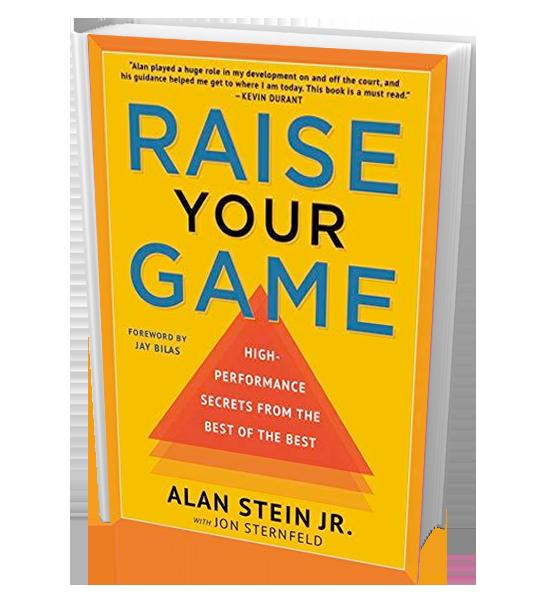 Alan Stein Book